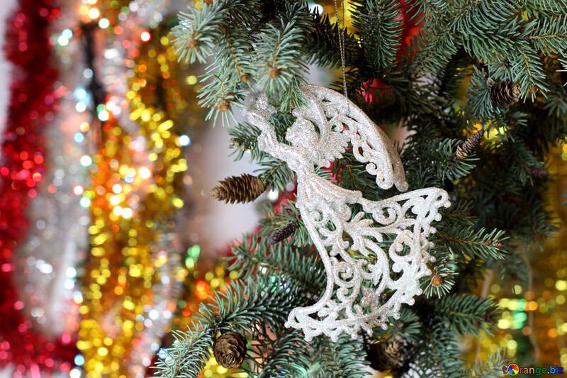 Albero di Natale №18375
