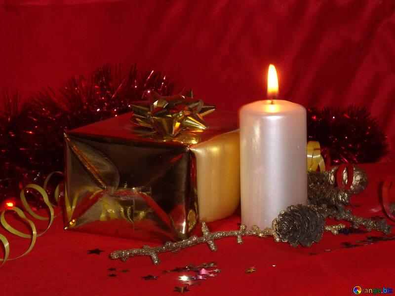 Christmas still life №18173
