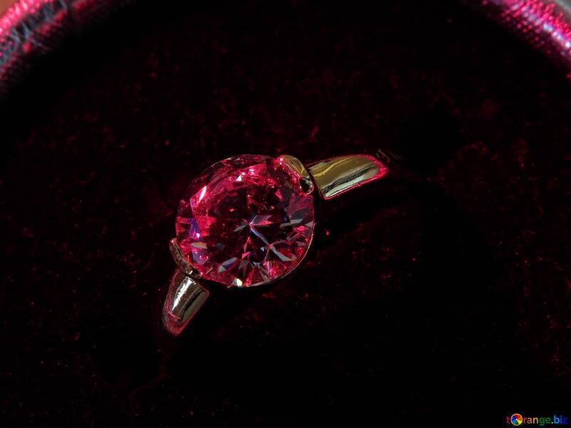 Diamond ring №18290
