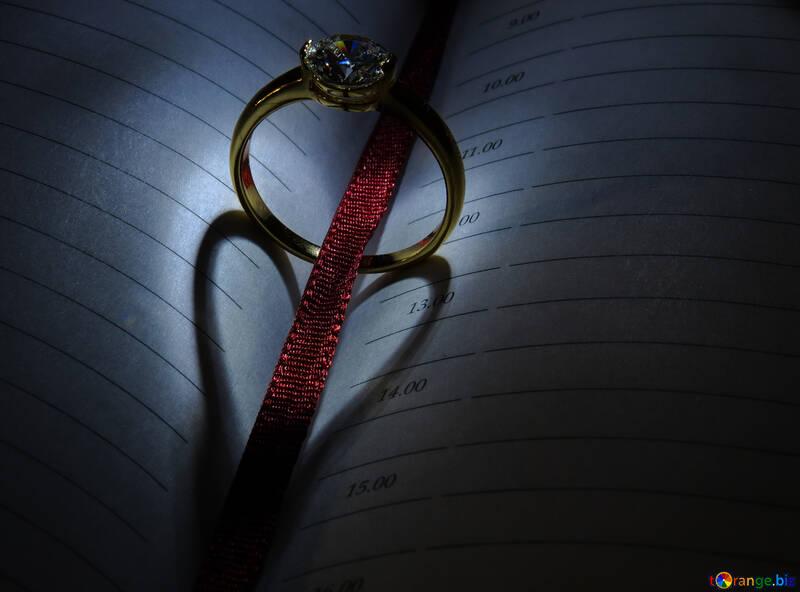 Cuore degli anelli №18304
