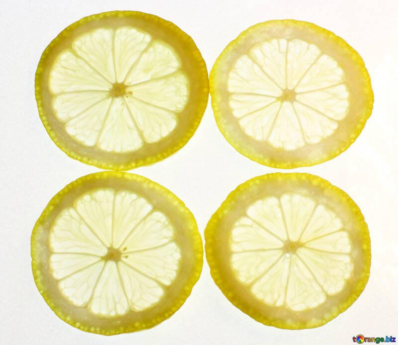 Lemon texture №18335
