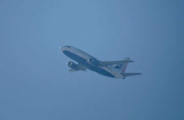 Transaero plane №19821