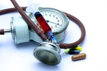Blood pressure №19182