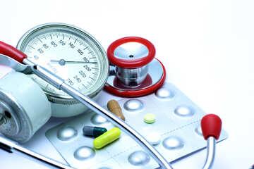 Blood pressure control №19165
