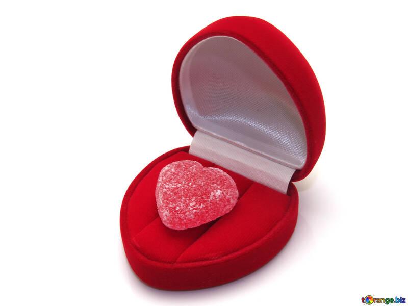 Heart in gift №19970