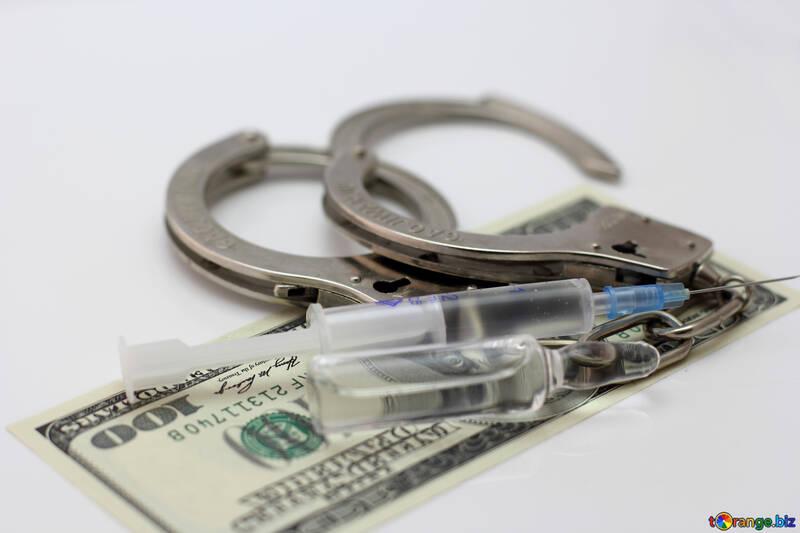 Die Verhaftung von Drogenabhängigen №19905