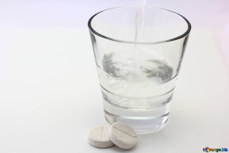 Pills, drink water №19764