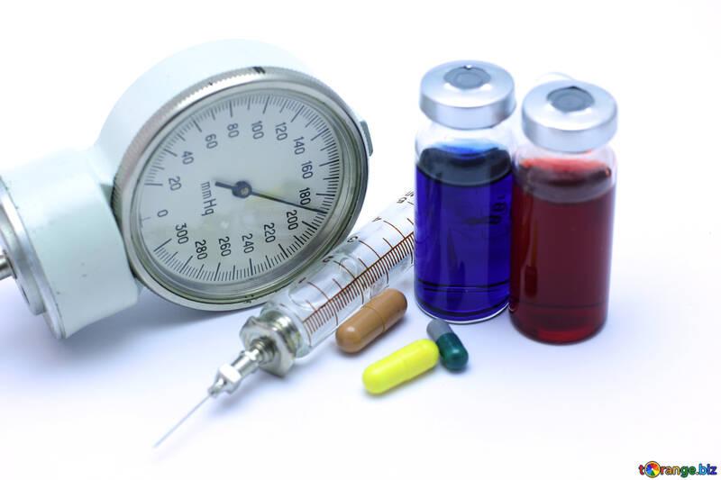 Drug pressure №19205