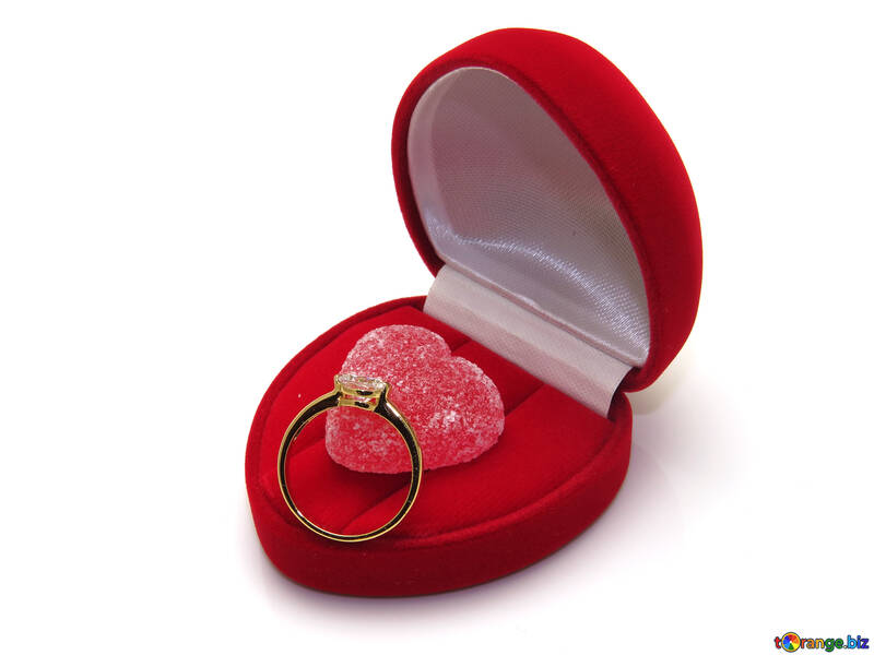 Heart Ring №19969