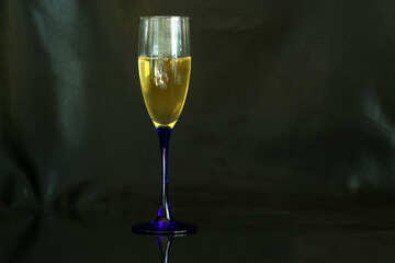 Champagne glass №2728