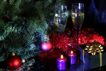 Christmas card  №2744