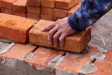 in muratura con legatura  №2931