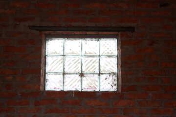 , vetro da costruzione in muratura di mattoni  №2947