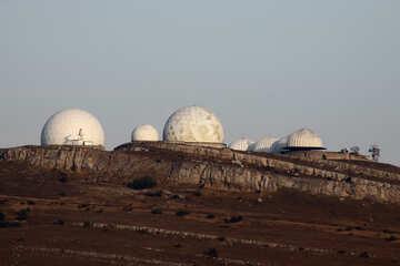 Eine militärische Einrichtung satellitengestützte Funkkommunikation №2271