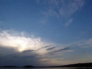 Night sky №2015