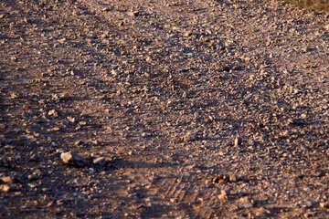 A dirt road №2342