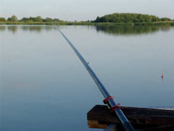 Fishing rod №2020