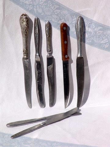 Knives  №2821