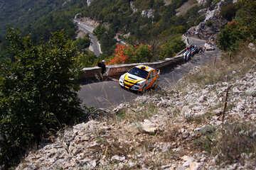 Mountain Rally  №2679