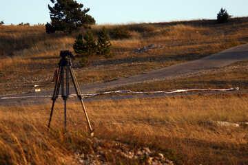 Tripod for camera №2337