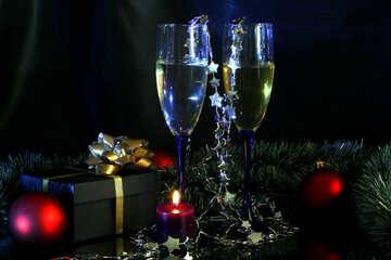 Ein Geschenk für das neue Jahr  №2735