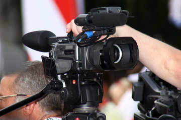 News cameraman №2687