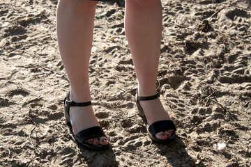 Sandals №2159