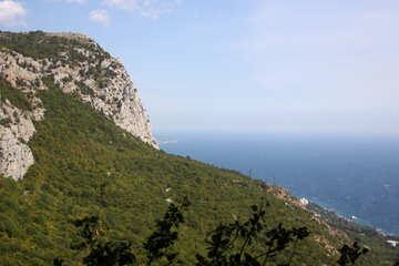 Rocks on the shore of the Black Sea №2301