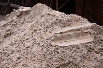 Building materials sand  №2944