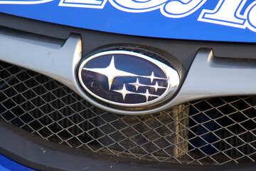 Compañía insignia en capilla Subaru  №2668