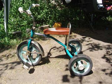 Triciclo per capretti №2777