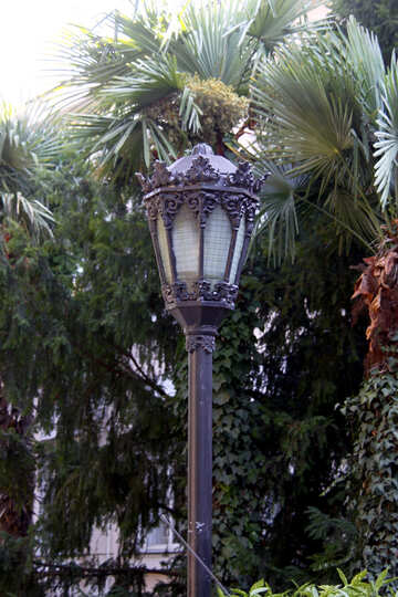 The old street lamp №2245