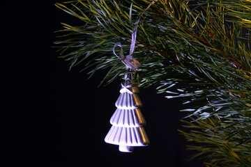 Weihnachtsbaum Spielzeug Baum №2389