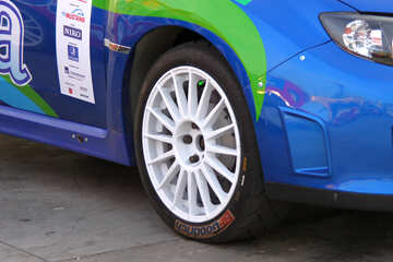 rally tires BFGOODRICH  №2672