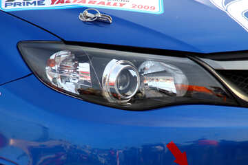 headlight Subaru  №2665