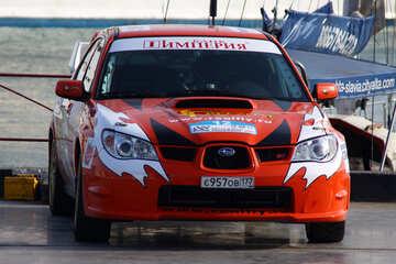 Subaru Rallye  №2658