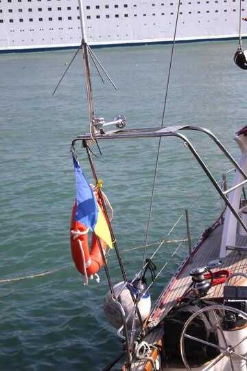 Su bordo yacht №2183