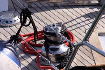 Yacht dell`apparecchiatura №2196