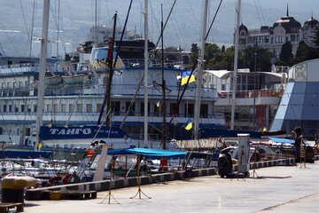 Yalta Embankment №2220