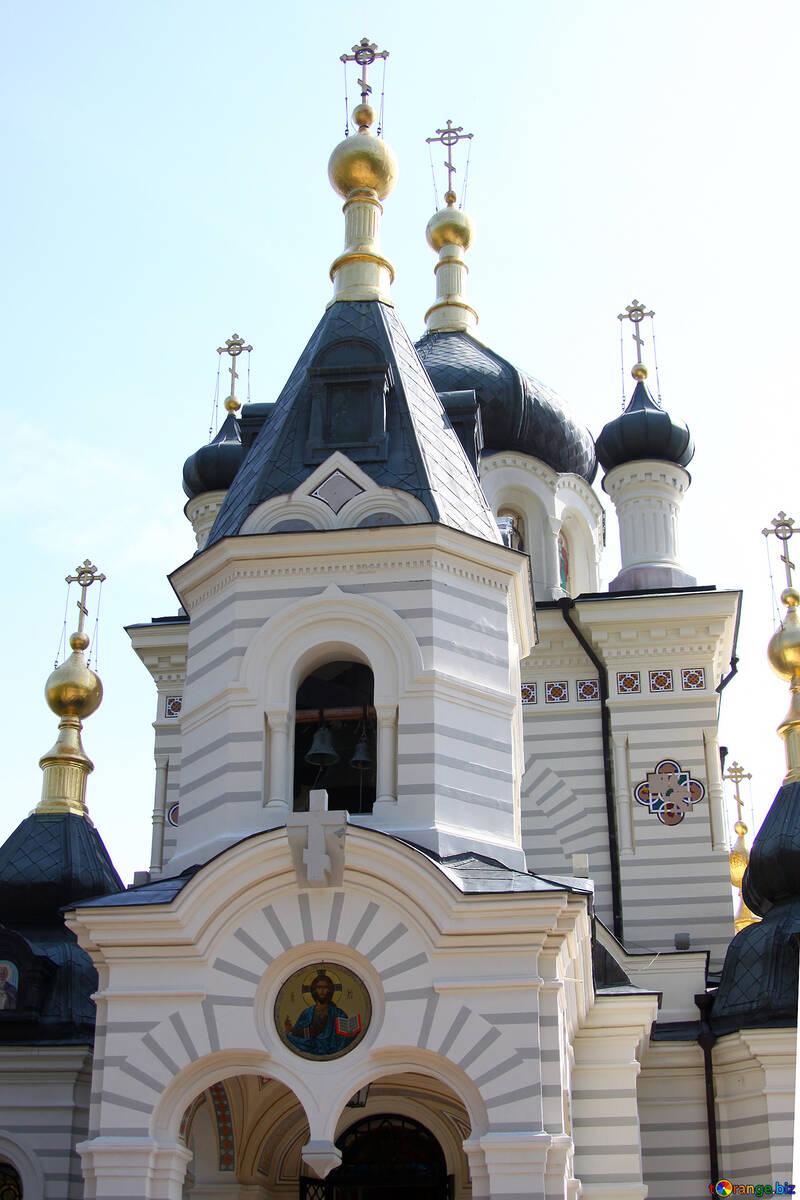 Форосская церковь — подъем на перевал Байдарские ворота №2295