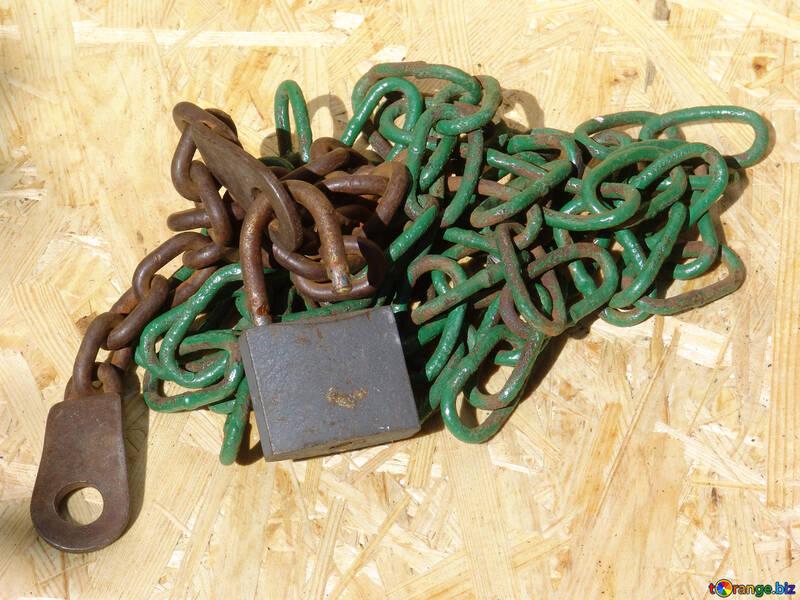 Castle chain . №2606