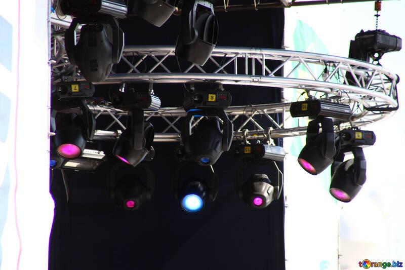 Lighting Equipment №2217