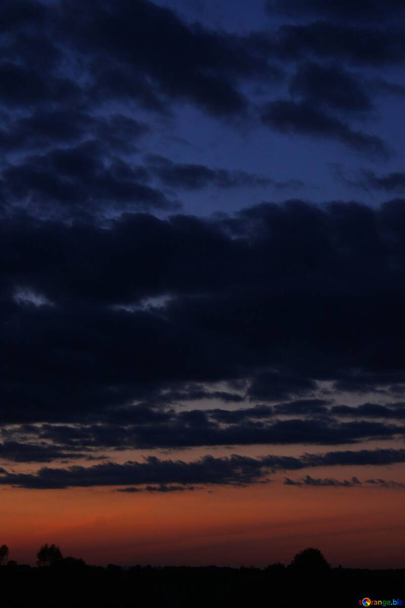A dark night sky №2403