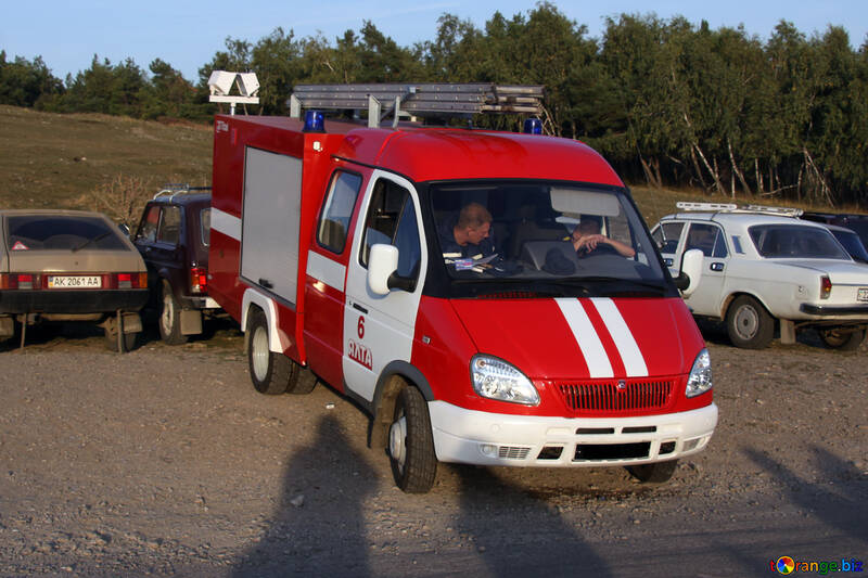 Car for rescue №2254