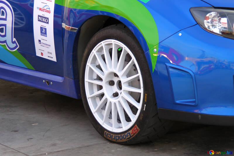 rally tires BFGOODRICH  №2672