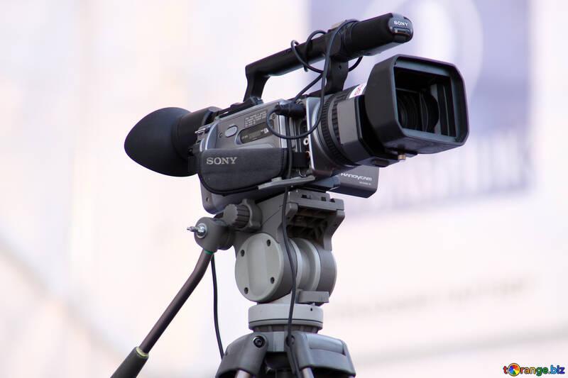 videocamera professionale  №2690