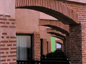 Brick arch №20805