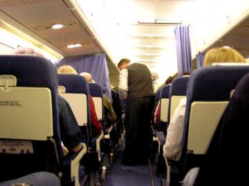 Passengers on the plane №20820