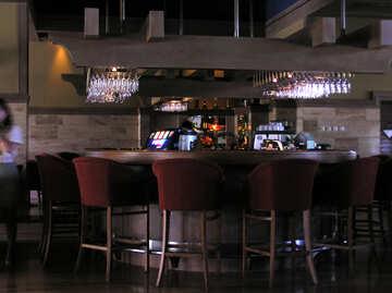 Die Bar innen- №20693