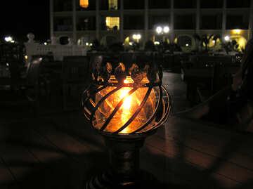 Licht Kerze №20959